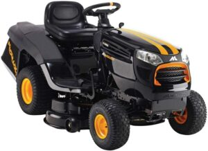 tractor con recogida trasera y gran diseño