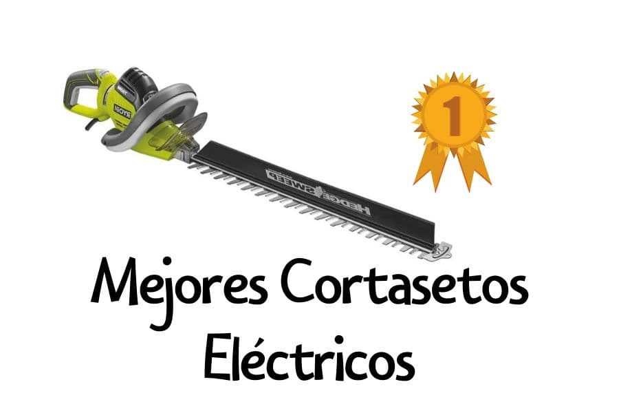 corta setos electrico