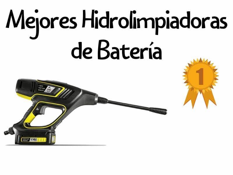 hidrolimpiadora bateria