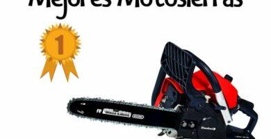 precio de motosierra